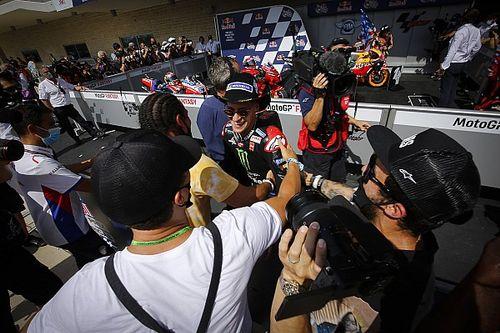 Quartararo anuncia cambios en la forma de afrontar las últimas carreras