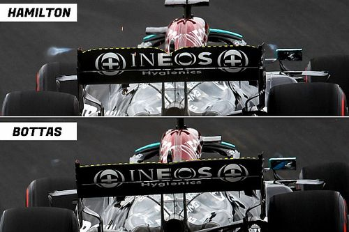 F1: Entenda como a Mercedes recuperou 22 cavalos de potência no GP da Turquia