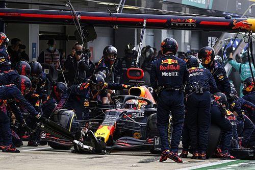Cómo ha dejado de ser Red Bull el rey de los pitstops