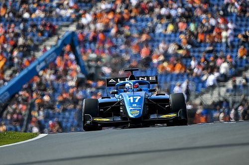 Zandvoort F3: Martins claims maiden victory in dramatic race