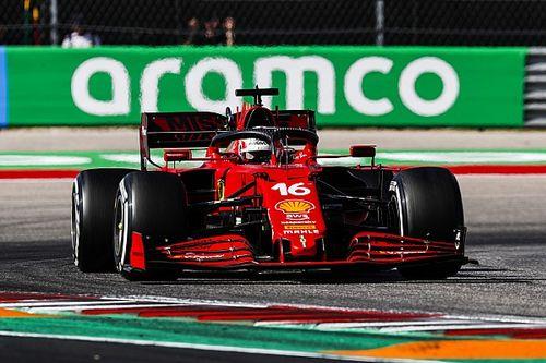 """Még Leclerc is meglepődött a Ferrari """"elképesztő"""" teljesítményén"""