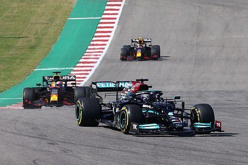 В Mercedes попробовали найти позитив по итогам ГП США. Вышло не очень