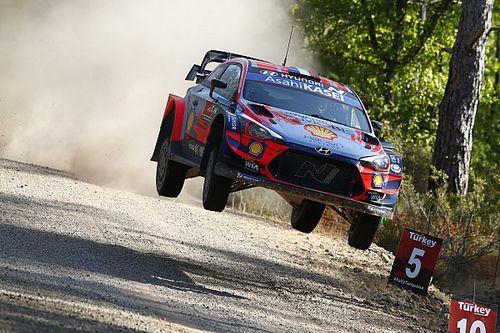 WRC Türkiye Rallisi: İlk günün lideri Loeb!