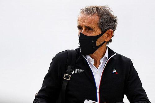 Prost: nem lep meg, hogy Alonso még nem vette fel a tempót