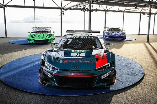 DTM to use spec GT3 cars for new era in 2021
