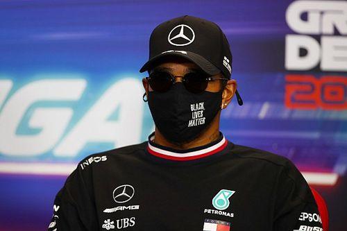 Hamilton, Petrov'un yarış hakemi seçilmesine şaşırmış