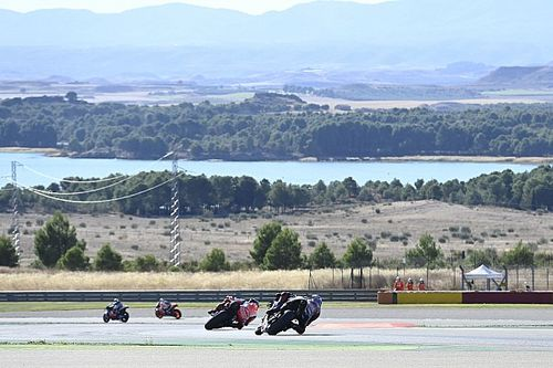 MotoGP on TV today – How can I watch the Teruel Grand Prix?
