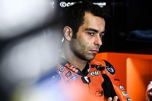 "Petrucci ""can't be sad"" if 2021 is his final MotoGP season"