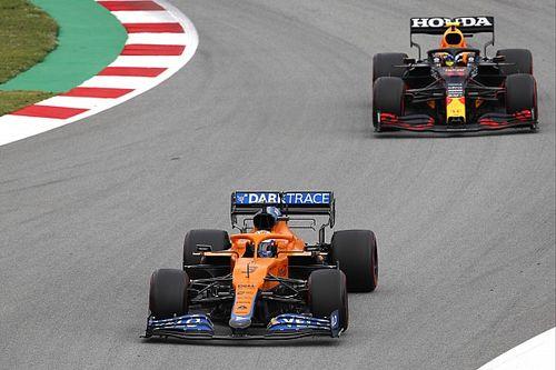Defensywny wyścig Ricciardo