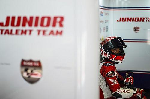 Hasil Race 1 CEV Moto3 Catalunya: Mario Aji Kurang Beruntung