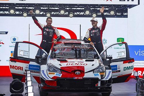Toyota confirme le programme d'Ogier, Ingrassia arrête
