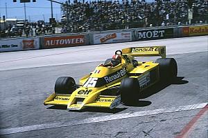 Formel 1 Fotostrecke Fotostrecke: Alle Formel-1-Autos von Renault seit 1977