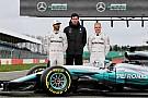 F1 【F1】メルセデスW08発表。ハミルトン「寒いのにかなりグリップする」