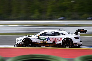 DTM Prove libere Paul Di Resta e Gary Paffett subito al top nelle Libere 1 di Hockenheim