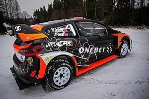 WRC Ultime notizie Svezia, Shakedown: Ostberg 1° a sorpresa. Ogier si nasconde