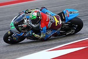 Moto2 Qualifying report Moto2 Amerika: Morbidelli raih pole kedua, Marquez P3