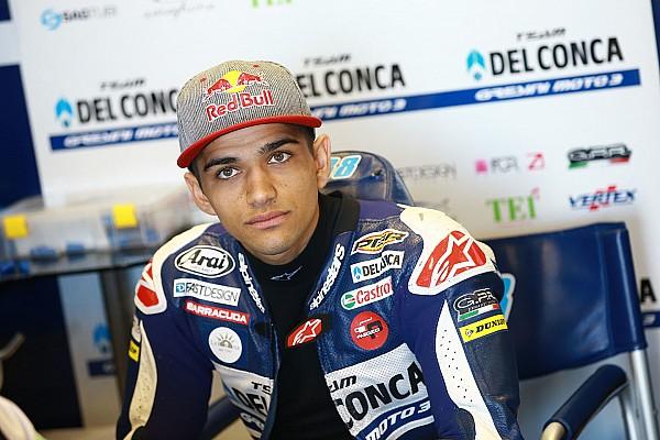 Moto3 Ultime notizie Jorge Martin è stato investito mentre si allenava in bici, ma sta bene