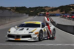 Ferrari Ultime notizie La star di Hollywood Michael Fassbender in gara nel Ferrari Challenge