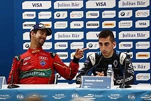 Formel E News Formel-E-Fahrer Lucas di Grassi: Buemi kann mit Druck nicht umgehen