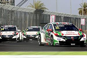 WTCC Reporte de la carrera Doblete de Honda en el WTCC de Marrakech