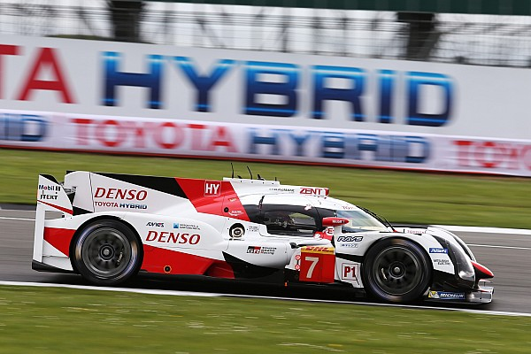 WEC Qualifying report WEC Silverstone: Toyota akan start 1-2, Ford rebut pole GT