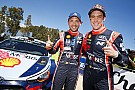 WRC Corsica WRC: Neuville and Hyundai become fourth different winners