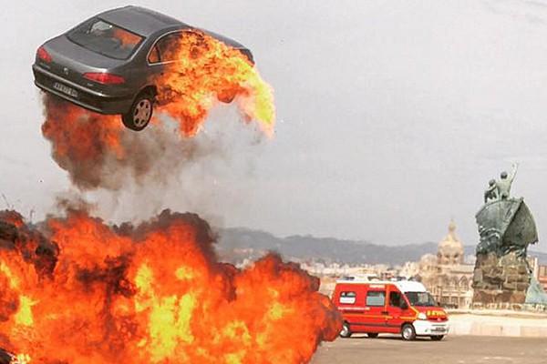 Автомобілі Важливі новини Таксі 5: перші кадри зі знімального майданчика