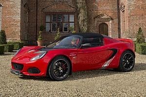 Auto Actualités La Lotus Elise Sprint s'allège!