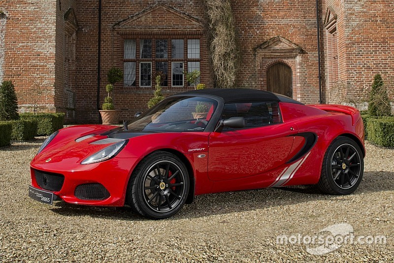 La Lotus Elise Sprint s'allège!