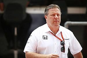 """【F1】ザク・ブラウン""""F1アジアツアー""""の実現を望む"""