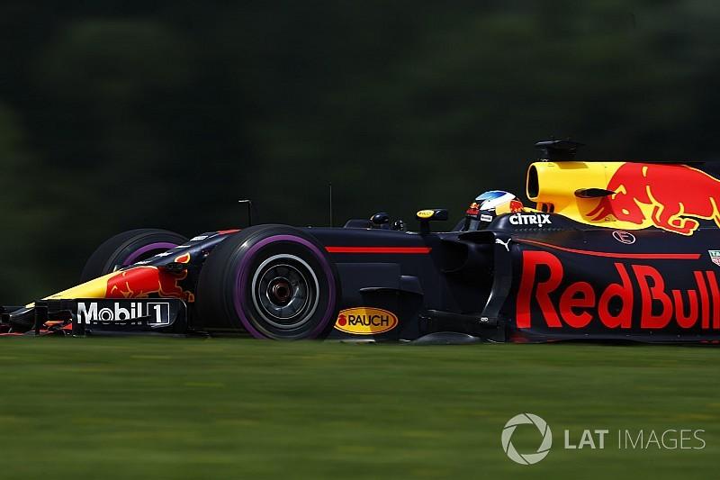 Formel 1 2017: Red-Bull-Duo vor Startplatzstrafe
