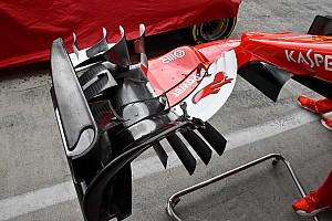 Formule 1 Diaporama Les nouveautés techniques au Grand Prix d'Autriche