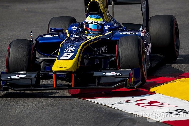 Monaco F2: Rowland wins after home heartbreak for Leclerc