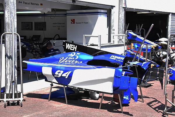 Formule 1 Nieuws Sauber introduceert nieuwe onderdelen in Monaco