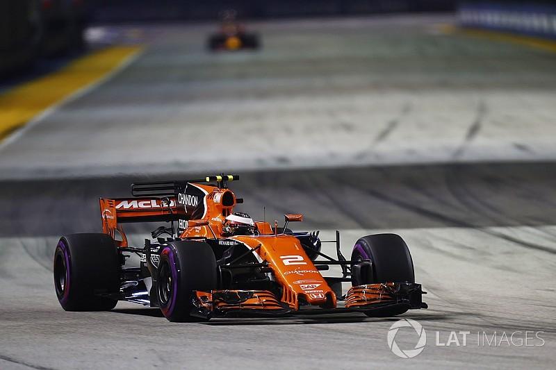 Column Stoffel Vandoorne: McLaren-Renault samenwerking goed voor de F1