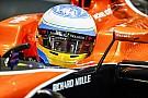 Alonso, con ganas de acabar