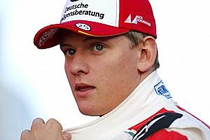 EK Formule 3 Testverslag Schumacher snelste op eerste testdag EK F3