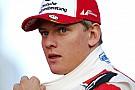 F3 Europe Filho de Schumacher fica na F3 Europeia pela equipe Prema