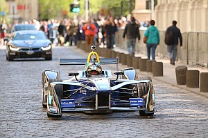 Fórmula E Últimas notícias Circuito de Santiago da F-E é revelado com demo de Salazar