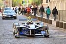 Formula E Santiago'daki Formula E pistinin resmi tanıtımı yapıldı