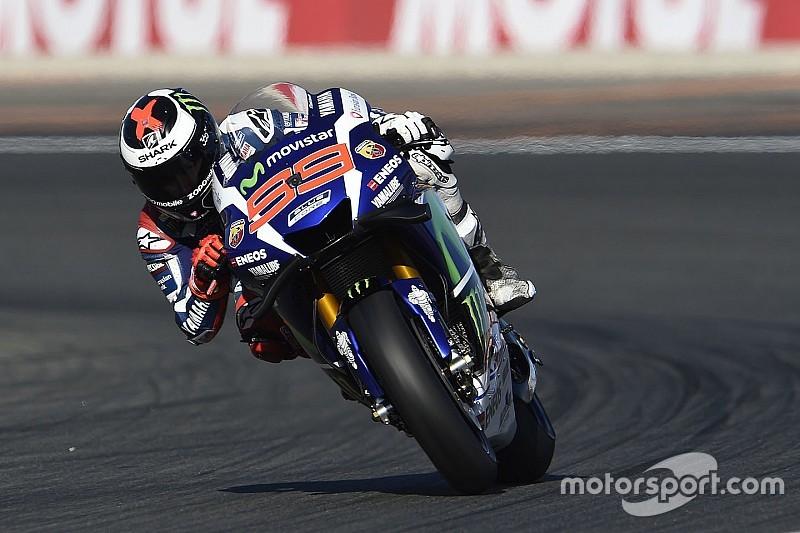 "Lorenzo says ""unbelievable"" pole lap still wasn't perfect"