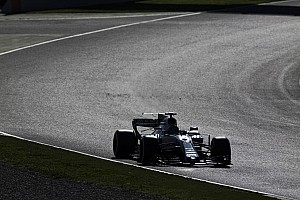Formula 1 Interview How new Barcelona surface will affect F1 testing