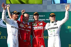 Formula 1 Yarış raporu