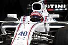 Формула 1 Ди Реста провел тесты с Williams после Кубицы