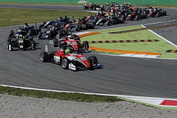 F3 Europe 速報ニュース 【F3欧州】今季初参戦のミック・シューマッハー、5レース目で3位入賞