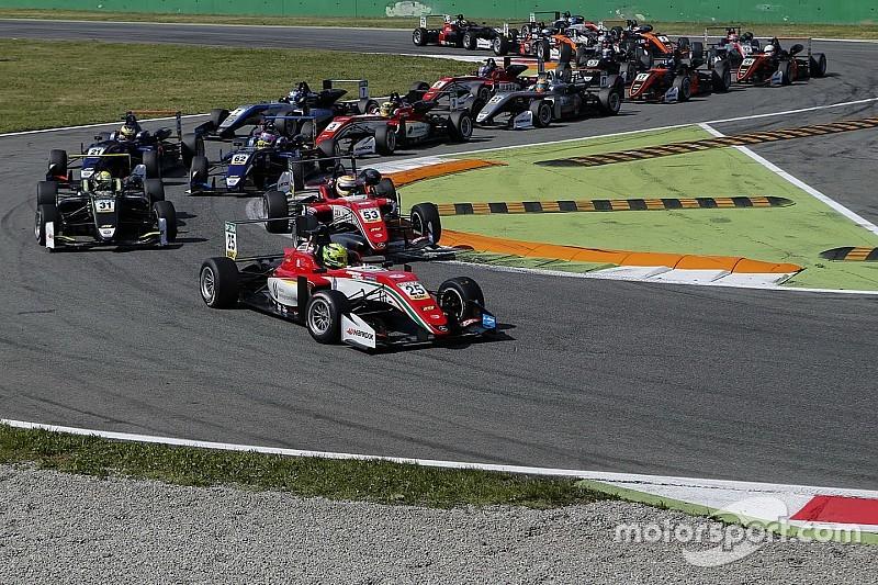 Мик Шумахер удивился, что попал в первую тройку в Монце