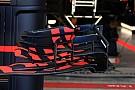 Les nouveautés techniques au Grand Prix de Russie