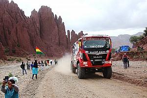 """Dakar Breaking news Trucks champ Stacey slams Dakar 2017 as """"worst ever"""""""