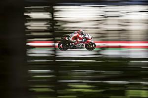 MotoGP Verslag vrije training Warm-up GP Oostenrijk: Dovizioso een tiende voor Marquez
