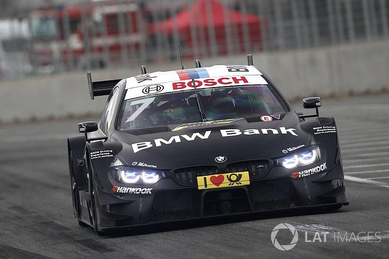 Course 1 - Spengler renoue avec la victoire, doublé BMW